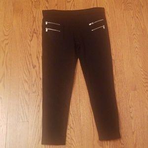 NEW Zara Basic dress leggings size XL